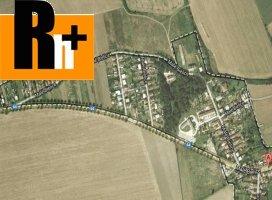 Pozemok pre bývanie na predaj Partizánske Malé Bielice - exkluzívne v Rh+