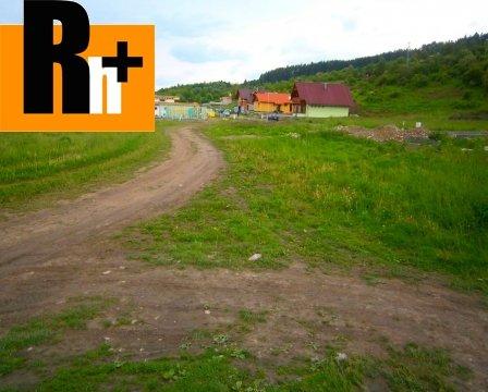 Foto Na predaj Liptovský Mikuláš Okoličné pozemok pre bývanie