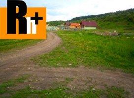 Na predaj Liptovský Mikuláš Okoličné pozemok pre bývanie