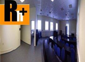 Žilina Bánová kancelárie na prenájom