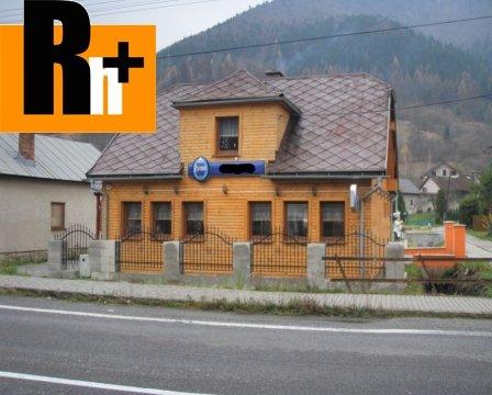 Foto Na predaj reštaurácia Ružomberok