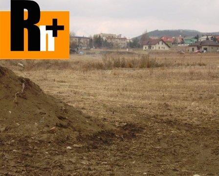 Foto Na predaj pozemok pre bývanie Spišský Štvrtok Nová - rezervované