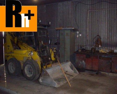 11. obrázok Sečovce Hlavná priemyselný areál na predaj - exkluzívne v Rh+
