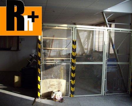 13. obrázok Sečovce Hlavná priemyselný areál na predaj - exkluzívne v Rh+