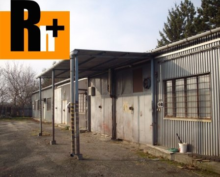 18. obrázok Sečovce Hlavná priemyselný areál na predaj - exkluzívne v Rh+