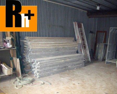 23. obrázok Sečovce Hlavná priemyselný areál na predaj - exkluzívne v Rh+