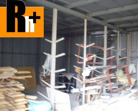 26. obrázok Sečovce Hlavná priemyselný areál na predaj - exkluzívne v Rh+