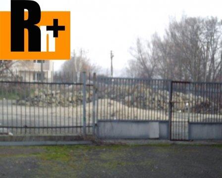 34. obrázok Sečovce Hlavná priemyselný areál na predaj - exkluzívne v Rh+