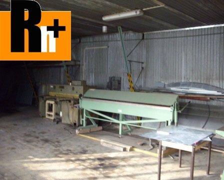 8. obrázok Sečovce Hlavná priemyselný areál na predaj - exkluzívne v Rh+