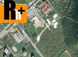 Na predaj pozemok pre komerčnú výstavbu Nitra Čermáň - 2500m2