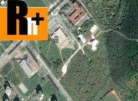 Na predaj pozemok pre komerčnú výstavbu Nitra Čermáň - 4169m2
