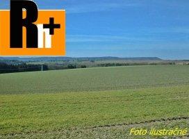 Orná pôda na predaj Moravany nad Váhom - exkluzívne v Rh+