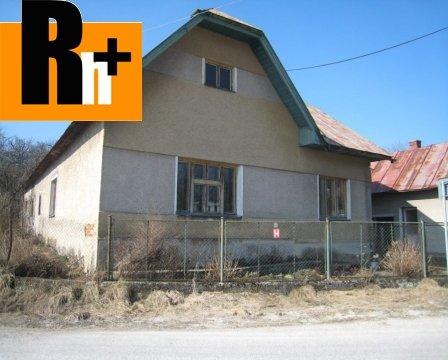 Foto Na predaj Karlová Karlová bývalá poľnohospodárska usadlosť - TOP ponuka