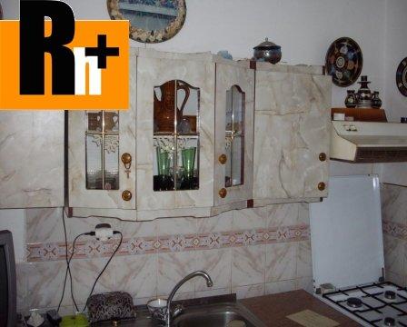Foto Na predaj rodinný dom Pusté Čemerné hlavná - rezervované
