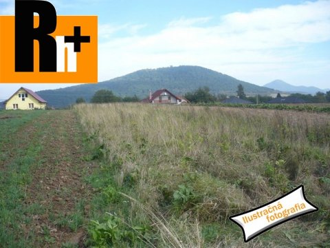 1. obrázok Orná pôda na predaj Turčianske Teplice Horná Štubňa