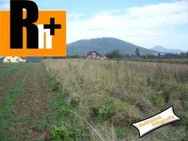 Orná pôda na predaj Turčianske Teplice Horná Štubňa