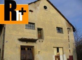 Na predaj historické objekty Tesárske Mlyňany - exkluzívne v Rh+