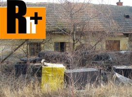 Na predaj Tesárske Mlyňany iný objekt na bývanie a rekreáciu - exkluzívne v Rh+