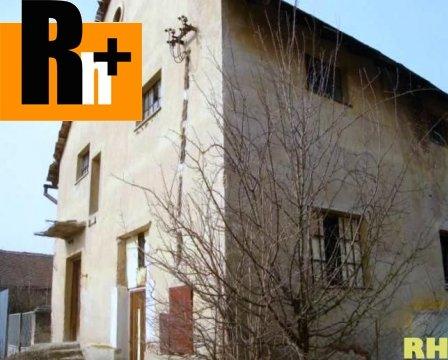 Foto Historické objekty na predaj Tesárske Mlyňany - exkluzívne v Rh+