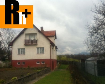 Foto Vidiecky dom na predaj Martin Bystrička