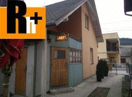 Reštaurácia na predaj Porúbka