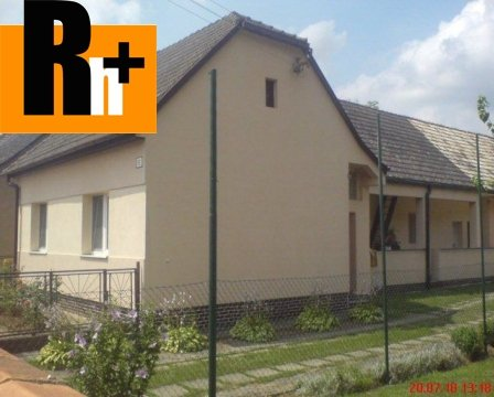 Foto Trenčianske Bohuslavice Trenčianske Bohuslavice rodinný dom na predaj - znížená cena