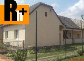 Rodinný dom Trenčianske Bohuslavice Trenčianske Bohuslavice na predaj - znížená cena