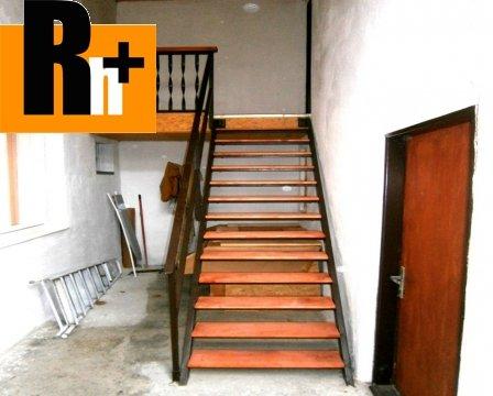 23. obrázok Hlohovec Námestie sv. Michala rodinný dom na predaj - TOP ponuka