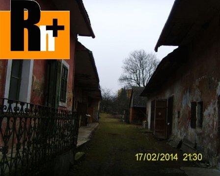 Foto Na predaj vidiecky dom Mošovce - TOP ponuka