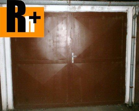 Foto Na predaj garáž jednotlivá Galanta Klementisove sady - TOP ponuka