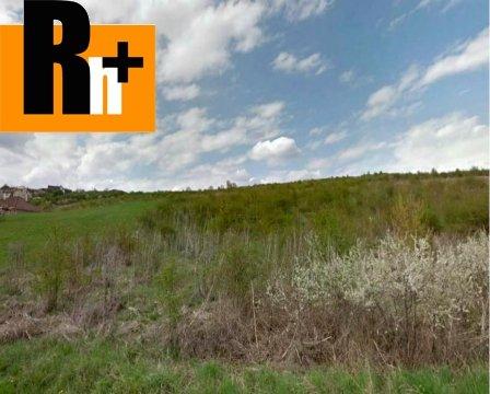 Foto Na predaj Malé Kršteňany pozemok pre bývanie - exkluzívne v Rh+