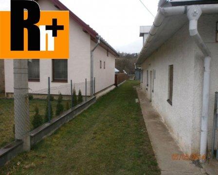 Foto Humenné Kudlovce rodinný dom na predaj - rezervované