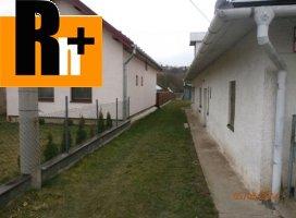 Humenné Kudlovce rodinný dom na predaj - exkluzívne v Rh+