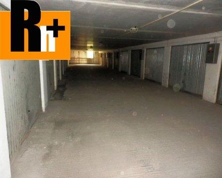 Foto Garáž jednotlivá Trnava Vladimíra Clementisa na predaj - tehlová stavba