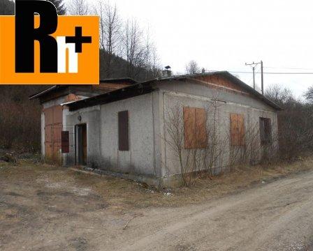 Foto Výroba Žilina Brodno na predaj - exkluzívne v Rh+