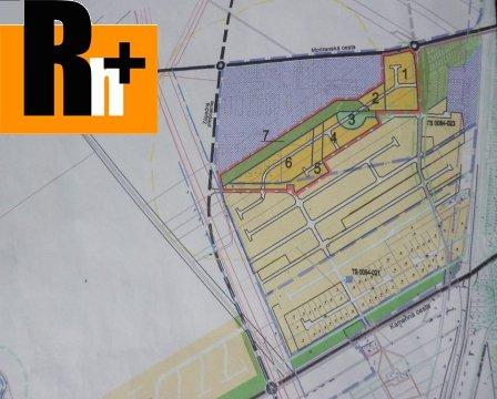 Foto Na predaj Trnava pozemok pre komerčnú výstavbu - 25000m2