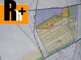 Na predaj Trnava pozemok pre komerčnú výstavbu - 25000m2