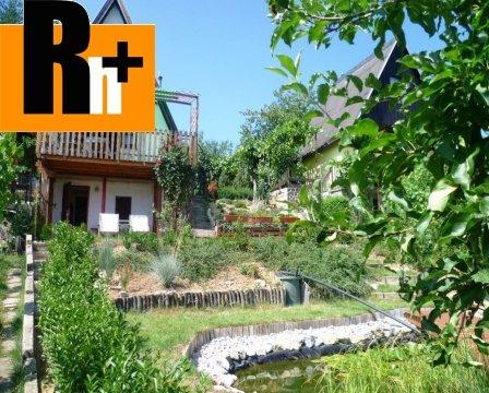 Foto Chata na predaj Štitáre Nitra