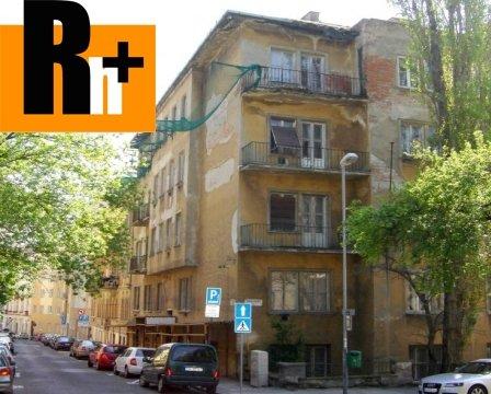 Foto Na predaj Bratislava-Staré Mesto Lermontovova nájomné domy - tehlová stavba