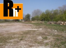 Na predaj Dunajská Streda drevarska pozemok pre komerčnú výstavbu