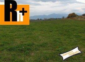 Gregorovce nová na predaj orná pôda