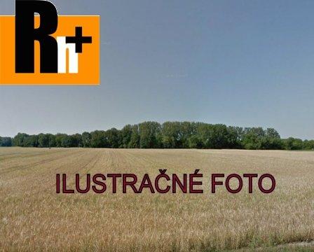 8. obrázok Poľnohospodárska pôda Senec na predaj - 100000m2