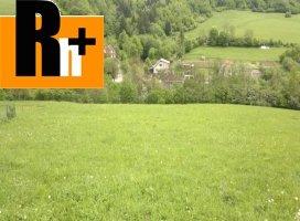 Na predaj trvalý trávnatý porast Kotrčiná Lúčka Kotrčiná Lúčka