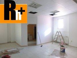 2 izbový byt na prenájom Sereď Námestie Slobody - rezervované
