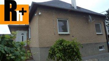 Partizánske Chynorany rodinný dom na predaj