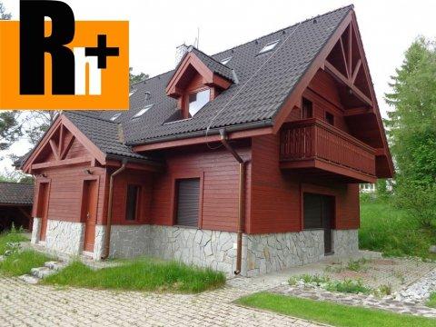 Foto Rekreačný objekt na predaj Vysoké Tatry Stará Lesná - novostavba