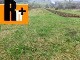 Orná pôda Nitrianske Rudno na predaj - 2931m2
