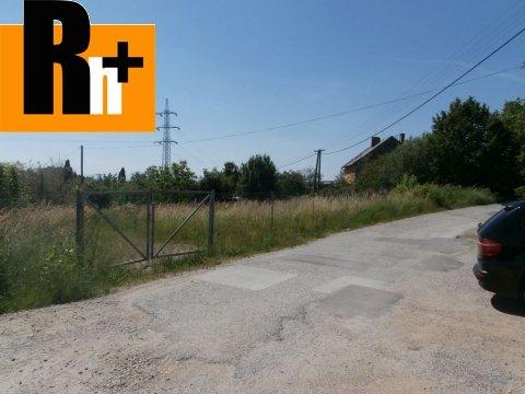 Foto Na predaj pozemok pre bývanie Košice-Sever Zvolenská - so stavebným povolením