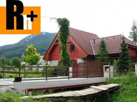 2. obrázok Na predaj Považská Bystrica Plevník-Drienové rodinný dom - znížená cena