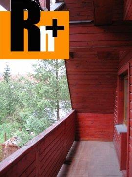 24. obrázok Na predaj Považská Bystrica Plevník-Drienové rodinný dom - znížená cena